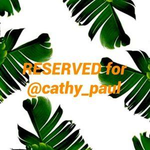 BUNDLE for @cathy_paul